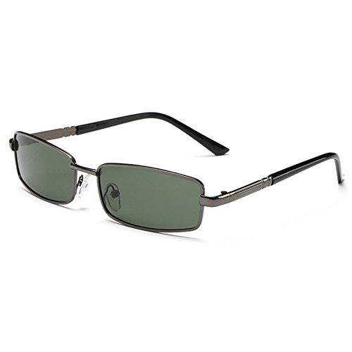 O-C Men's new classic stylish driving fishing aviator night view sunglasses TAC UV 400 polarized 54mm
