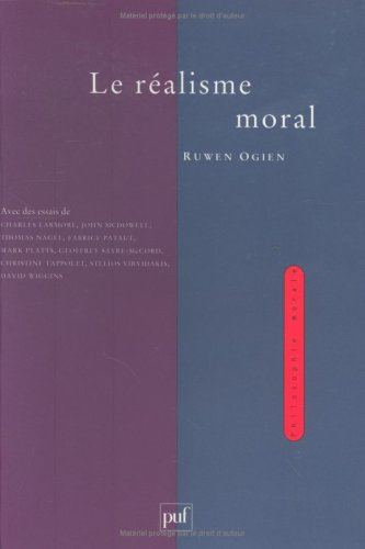 Le Réalisme moral