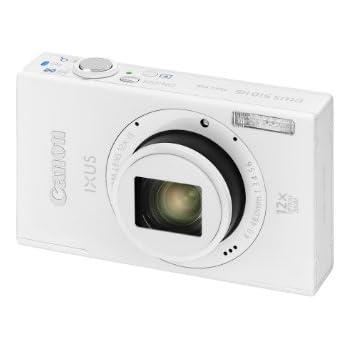 Canon Ixus 510 HS Appareil photo numérique 10,1 Mpix Wifi Blanc