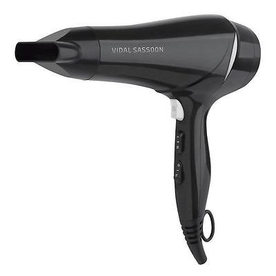 brand-new-vidal-sassoon-2100w-classic-performance-dryer-with-2-speed-3-heat