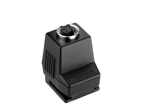 Pentax Blitzschuh-Adapter (zum Anbringen an Kamera-Blitzschuh)