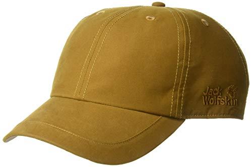 Jack Wolfskin Unisex EL Dorado Base Casquettes Kappe, (Bark Brown), (Herstellergröße: One Size)