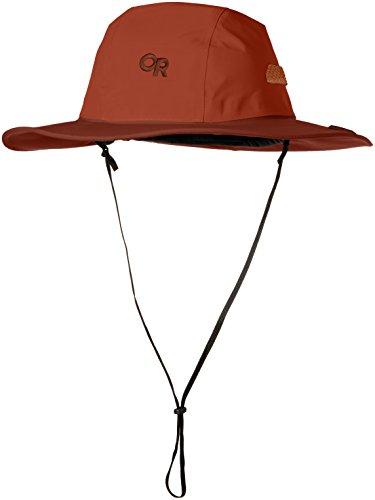 Outdoor Research Seattle Sombrero Hat, Unisex, Taos/Tikka, Large - Damen Outdoor-winter-hüte