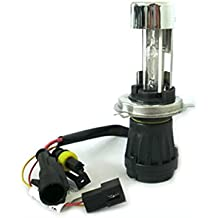 "Bombilla Xenon H4 L/H bixenon 6000 K (Lámpara Solo) Nuevo Modelo Base Piï ¿½ """