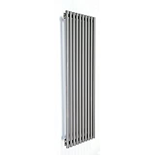 Accuro Korle Impulse Designer Brushed Stainless Stell Towel Warmer (1500mm x 460mm, Brushed Stainless Steel)