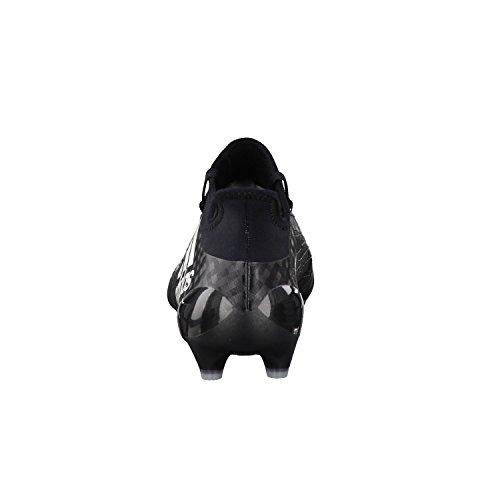 X 16.1 FG/AG - Crampons de Foot - Noir/Blanc Black