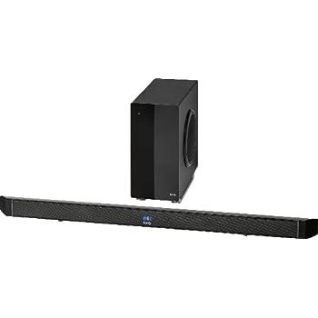 Barre de son 120W Bluetooth stéréo AUX MP3 stéréo PLL tuner AEG BSS 4815