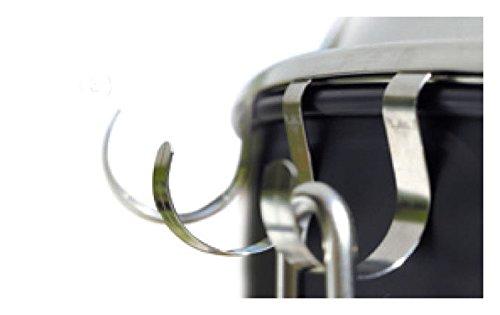 Dancook 3 accessoires de grill coutellerie crochet