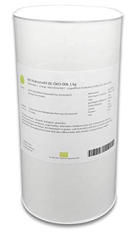 1 kg Dose BIO Kokosmehl gemahlen Kokosnuss Kokosnussmehl 100 {dd510841c6be251be64c226b2959acc6132f6f4f591956fb19042bb395ccb7ea} vegan DE-ÖKO-006