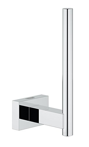 Grohe Essentials Cube WC Rollenhalter, chrom, 40623001