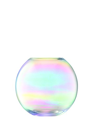 Lsa International Pearl Vase, Mother Of Pearl, 24 Cm High