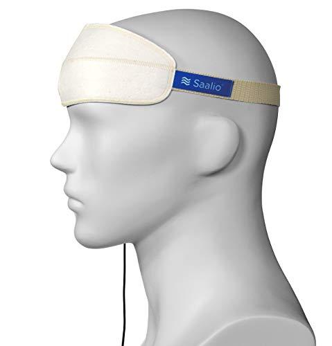 Saalio® Stirnelektrode mit Graphitfasern (Ergänzung für Saalio® DE Iontophorese)