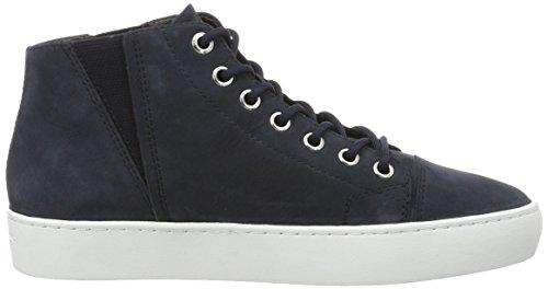 Vagabond  Zoe, Sneakers Basses femme Bleu indigo