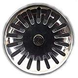 Franke - Panier amovible automatique inox diamètre 81mm