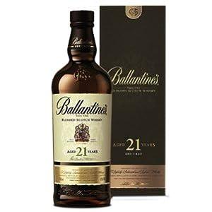 Ballantines 21 I 70 cl by George Ballantine & Son Ltd. LA