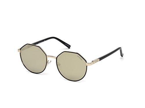 Guess Unisex-Erwachsene GU3034 05G 53 Sonnenbrille, Schwarz (Nero),