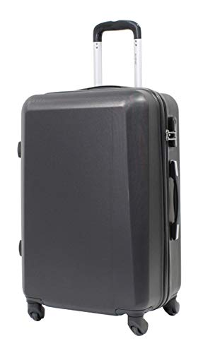 Valise Trolley Moyenne 65cm - ALISTAIR Pure - ABS Ultra...