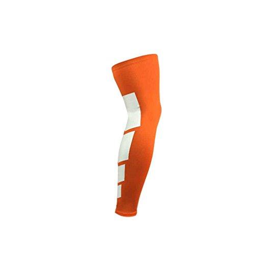 Windy5 1x Lange Art Knie Kompression Hülse Knie Leistung Kompressionsstrumpf für Knie Schmerzlinderung