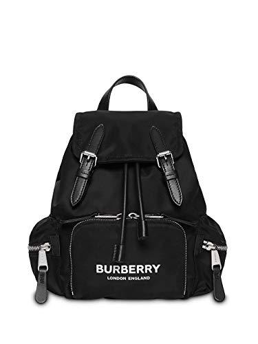 BURBERRY Luxury Fashion Damen 8017163 Schwarz Rucksack | Herbst Winter 19 -