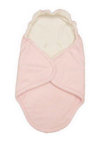 Babyzubehör HLUSIN 1011150501 Kuschel Cooc Classic, Länge circa 86 cm,Breite circa 45 cm bzw.92 cm, rose/natur