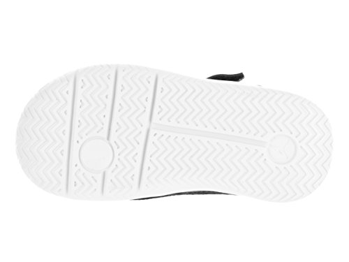 Nike Unisex Baby Jordan Reveal Bt Sneaker Black (Black (Schwarz / Weiß-Schwarz-Weiß))