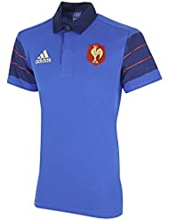 2015 France Adidas Away Rugby Shirt