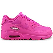 super popular f96c5 e7b33 Nike Air Max 90 LTR (PS), Chaussures dAthlétisme Fille