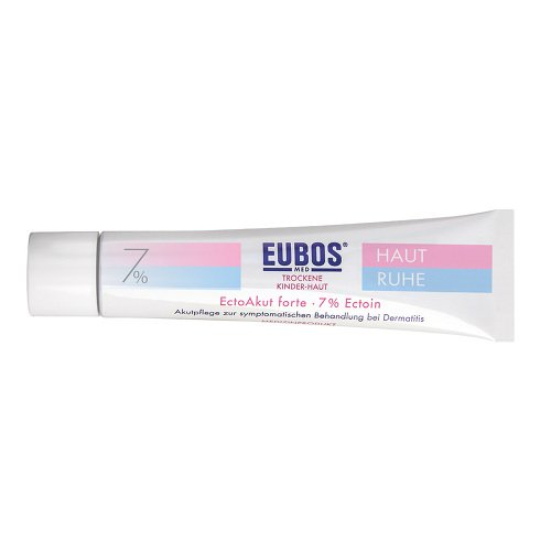 Eubos Kinder Haut Ruhe EctoAkut 7 % Dermatitis Creme, 30 ml