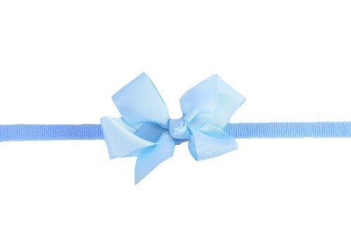 style-nuvo-girls-baby-grosgrain-ribbon-bow-headband-hairband-lt-blue