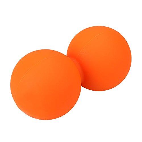 Xinzhi Doppel-Lacrosse-Ball - Deep Tissue-Mobilitätsball, großer Ablasspunkt für die Deep-Tissue-Massage - Die Deep-tissue-massage