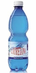 Lauretana Mineralwasser STILL in der 0,5 l. PET Flasche (incl.Pfand) 12 Flaschen