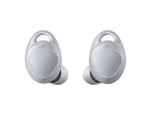 Samsung Gear IconX 2018 - Auriculares (inalámbrico, Dentro de oído, binaurale, intraaural, 16 g) Color Blanco [Versión española]