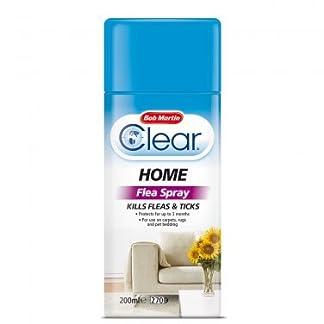 bob martin clear home flea spray 6 x 200ml Bob Martin Clear Home Flea Spray 6 x 200ml 31peW 2BEF9fL
