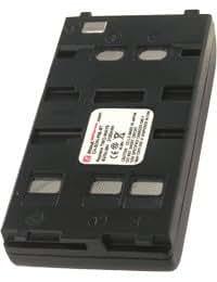 Batterie pour BRANDT BP33, 6.0V, 2100mAh, Ni-MH