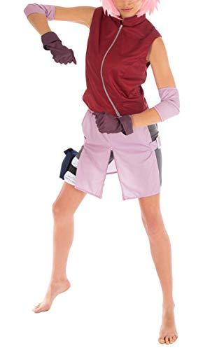 Kostüm Hokage - CoolChange Naruto Shippuden Kostüm von Sakura Haruno, Größe: L