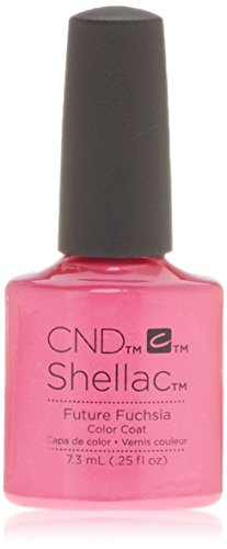 CND Shellac Smalto per Unghie, Future Fuschia