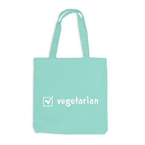 Sacchetto Di Juta - Controllare La Menta - Stile Di Vita Vegetariano