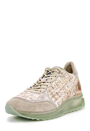 SUN Z Damen Versailles Beige Sneaker, 38 EU -