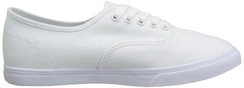 Vans U Authentic Lo Pro Vf7bqlz Sneaker, Unisex Adult White (blanco)