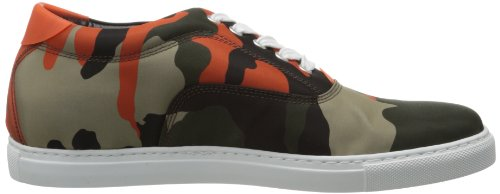 Dsquared2 chaussures baskets sneakers homme en Nylon camouflage vert Vert