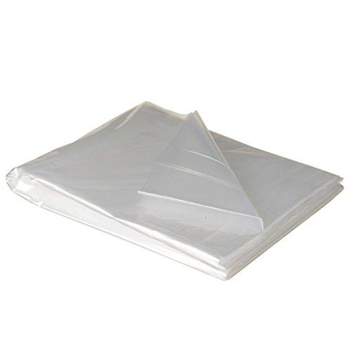 Film de forçage-LDPE transparent-50µ-2x10m