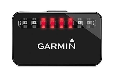 Garmin Varia Rearview Bike Radar Tail