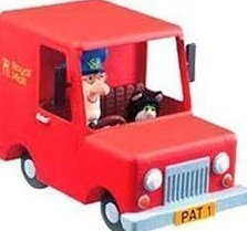 Image of Postman Pat Van - Friction