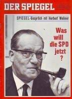 Nr. 8 14. Februar 1966: Spiegel-Gespräch mit Herbert Wehner Was will die SPD jetzt?