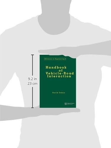 Handbook of Vehicle-Road Interaction (Advances in Engineering Series)