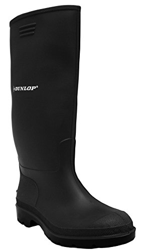 Dunlop Mens Waterproof Dog Walking Festival Rain Snow Pricemaster Wellies Wellington Boots Sizes UK 6-13