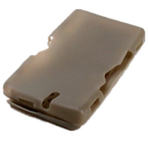 TME Schutzhülle mit weichem Silikon Ersatz Schutz für Nintendo DS Lite NDSL