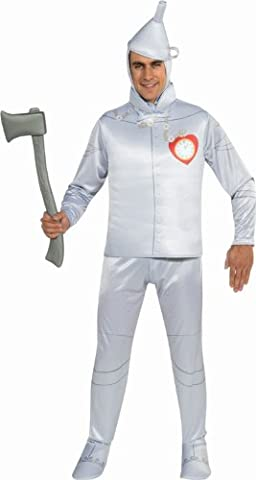Tin Man Costumes Wizard Of Costumes Oz - The Wizard Of Oz Tin Man Costume