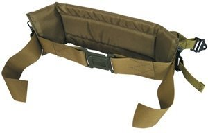 Fox Outdoor LC-2 Kidney Pad w/ Belly Strap, Olive Drab by Fox Outdoor -