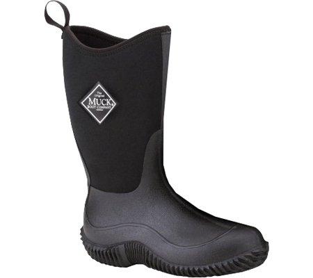 Muck Boots ,  Unisex Kinder Arbeits-Gummistiefel Schwarz